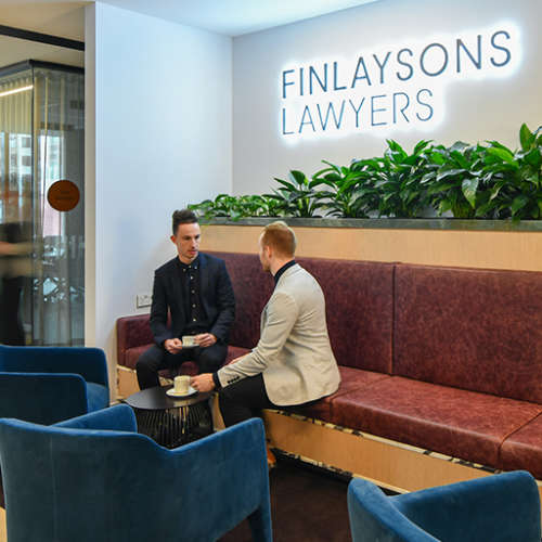 Workplace Project - Finlaysons Lawyers by Hames Sharley