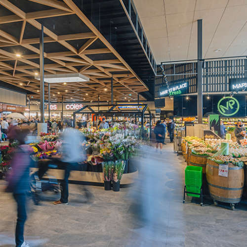 Retail & Town Centres Project - Karingal Hub Shopping Centre by Hames Sharley