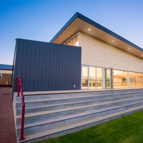 Education, Science & Research Project - Loxton High School Stem Upgrade by Hames Sharley