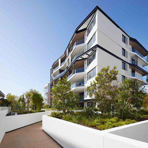 Residential Project - Marina East by Hames Sharley