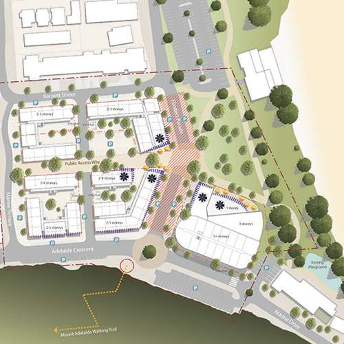Urban Development Project - Middleton Beach Activity Centre Design Guidelines by Hames Sharley