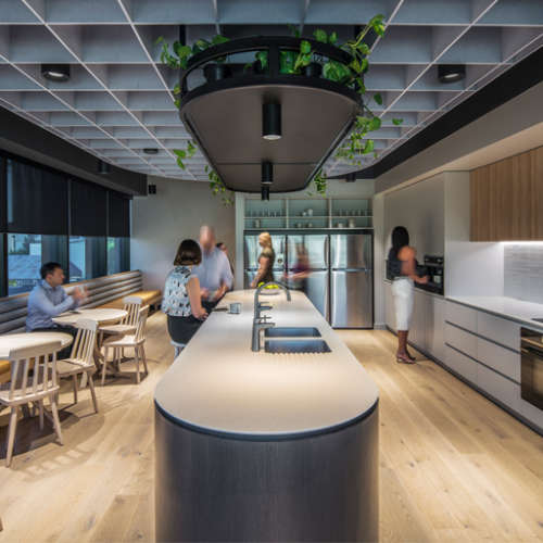 Workplace Project - Tonkin Consulting by Hames Sharley