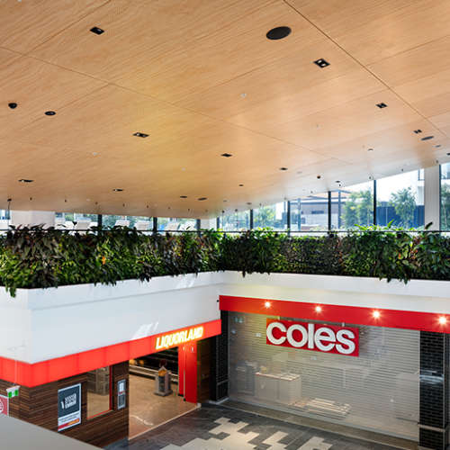 Retail & Town Centres Project - Ed.Square Town Centre by Hames Sharley