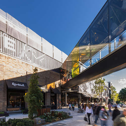 Retail & Town Centres Project - Marrickville Metro by Hames Sharley