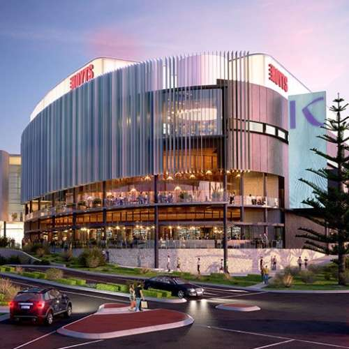 Retail & Town Centres Project - Karrinyup Shopping Centre by Hames Sharley