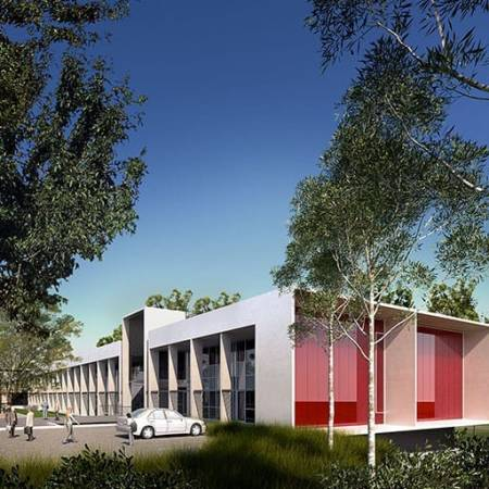 Education, Science & Research Project - Applecross Senior High School by Hames Sharley