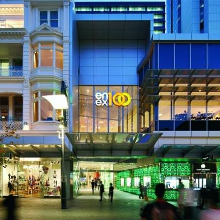 Retail & Town Centres Project - ENEX 100 by Hames Sharley