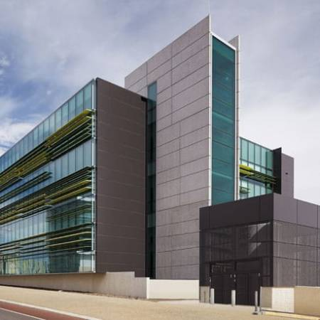 Health Project - Fiona Stanley Hospital Pathology Building by Hames Sharley