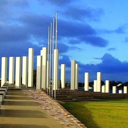 Public & Culture Project - Mandurah War Memorial by Hames Sharley