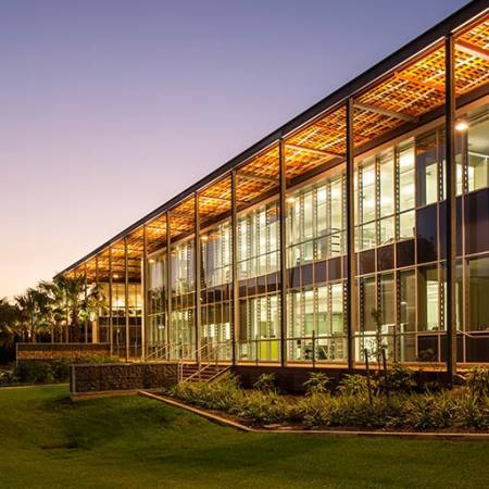 Education, Science & Research Project - Menzies School of Health Research Charles Darwin University by Hames Sharley