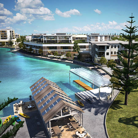 Urban Development Project - Port Geographe Urban Design Review & Marine Village Concept by Hames Sharley