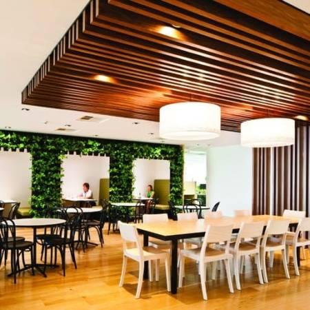 Workplace Project - Perks Group Relocation by Hames Sharley