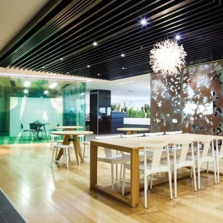 Workplace Project - Public Trustee South Australia by Hames Sharley