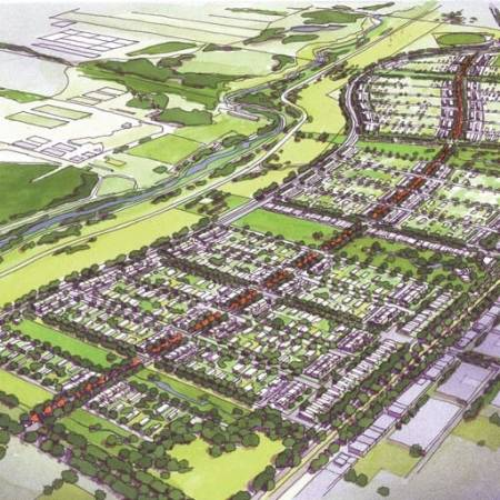 Urban Development Project - Rasmussen Village and Community Hub by Hames Sharley