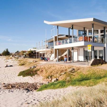 Sport & Recreation Project - Seacliff Surf Life Saving Club by Hames Sharley