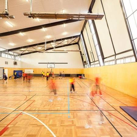 Education, Science & Research Project - Walkerville Primary School  Multi Purpose Hall by Hames Sharley