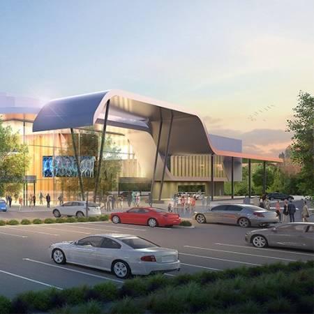 Sport & Recreation Project - Belmont Grandstand Redevelopment by Hames Sharley