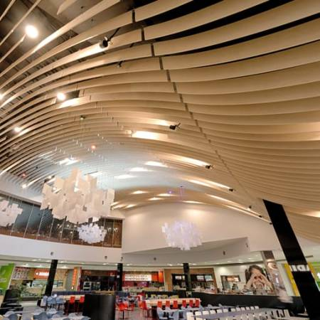 Retail & Town Centres Project - Rhodes Shopping Centre Foodcourt by Hames Sharley