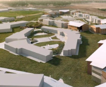 Thumbnail for the article 'Hames Sharley part of a design team delivering the Acacia Prison Expansion'