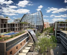 Thumbnail for the article 'Hames Sharley Involved in Perth's Largest Urban Redevelopment Project'