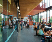 Thumbnail for the article 'Braggs Building Wins State's Top Architectural Award'