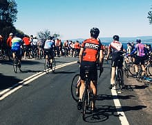 Thumbnail for the article 'Sydney's 2014 Gong Ride'