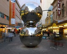Thumbnail for the article 'Have we the Balls to Improve the Mall?'