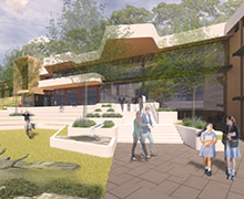 Thumbnail for the article 'Scotch College Wellbeing and Sports Centre'