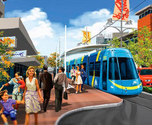 Thumbnail for the article 'Ian Stanger Talks About Perth's Light Rail Network'