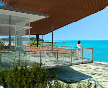 Thumbnail for the article 'Winning Design For Nightcliff Restaurant in Darwin'