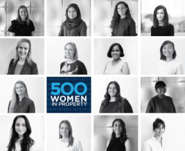 Thumbnail for the article 'Commit, Champion, Lead: 500 Women in Property'