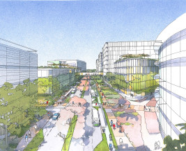 Thumbnail for the article 'A roadmap for the future of the QEIIMC Campus'