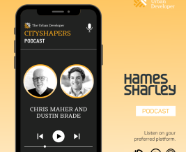 Thumbnail for the article 'City Shapers Podcast: Flexibility and the demand for mixed-use developments'