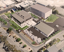 Thumbnail for the article 'New emergency services headquarters on track for 2021/22 bushfire season'