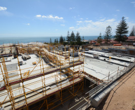 Thumbnail for the article 'Construction underway for Wearne, Cottesloe'