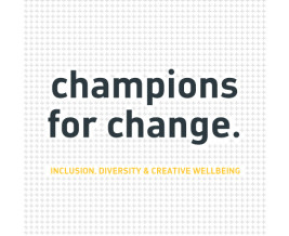 Thumbnail for the article 'Hames Sharley's Champions for Change'