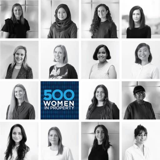 500 Women in Property
