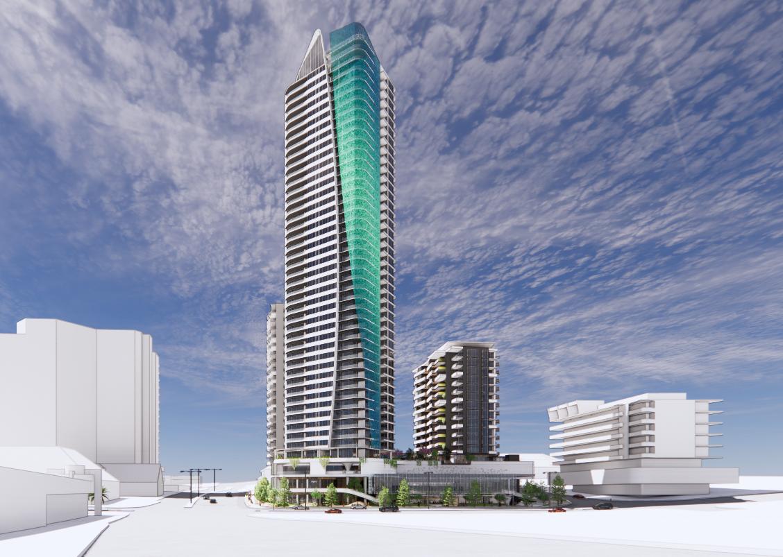 Iconic Scarborough, residential development in Perth, Western Australia