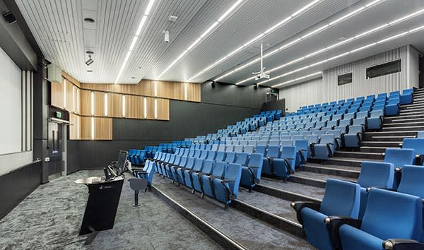 The ECU Lecture Theater by Hames Sharley