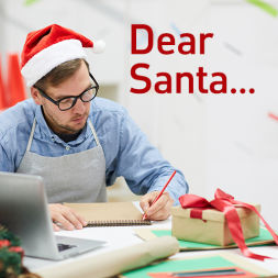 Thumbnail for the article 'Dear Santa…'