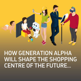 Thumbnail for the article 'How Generation Alpha will shape the shopping centre of the future' by By Harold Perks, Senior Associate