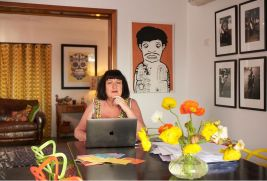 Thumbnail for the article 'The importance of integrating art with architecture – Q&A with artist, Paula Hart'