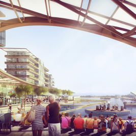 Thumbnail for the article 'Geraldton Foreshore Redevelopment' by Michael Cooper