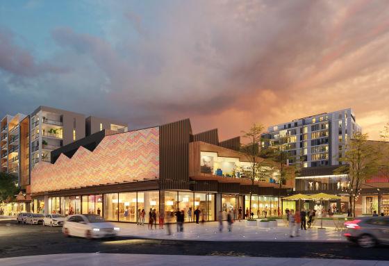 Edmondson Park Town Centre, NSW