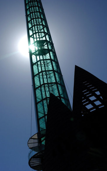 The Perth Bell Tower - Hames Sharley Public Architecture