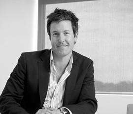 Caillin Howard, Managing Director of Hames Sharley