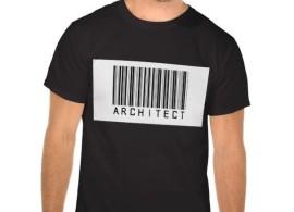 Architectural Zazzle T-shirts