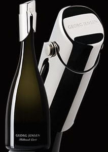 Georg Jensen sparkling wine