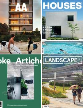 Architecture Magazine Covers