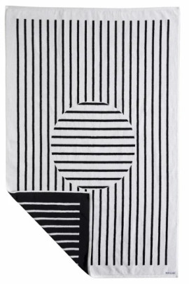 'The Tango' towels by Kate & Kate